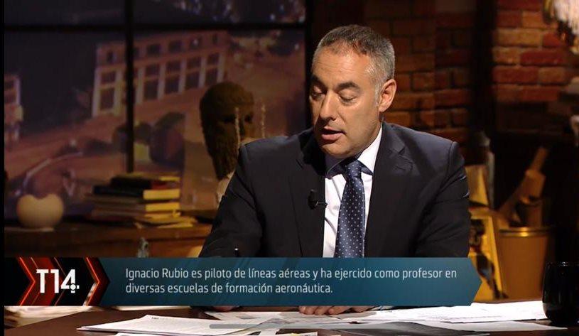Cuarto milenio - Ignacio Rubio