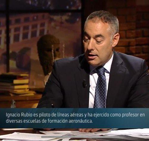 Ignacio Rubio en Cuarto Milenio 05