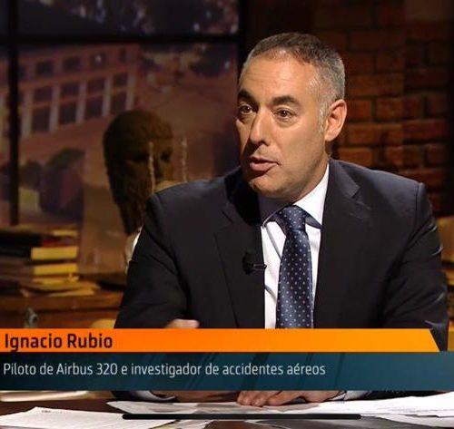 Ignacio Rubio en Cuarto Milenio 06