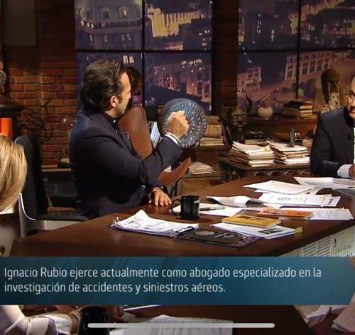 Ignacio Rubio en Cuarto Milenio 07
