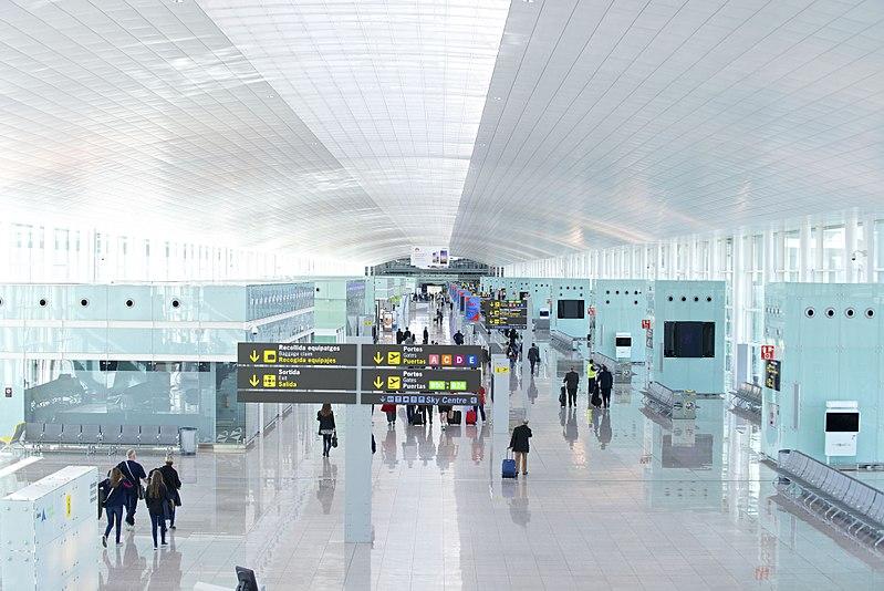 Transporte aéreo y contaminación atmosférica en Barcelona