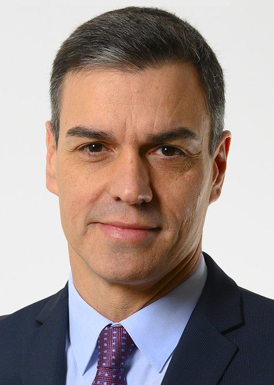 Pedro Sánchez y la pandemia del coronavirus. Fotografía del presidente